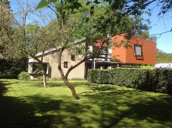Vrijstaande villa in Beetsterzwaag