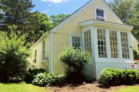 The Lemon Cottage in the Heart of Lenox - Lenox - House