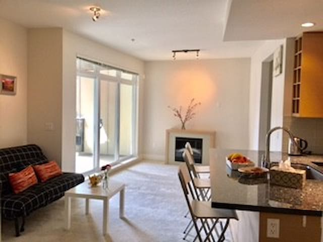 Very Clean and Bright condo on UBC south campus - แวนคูเวอร์ - อพาร์ทเมนท์