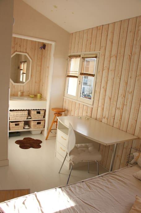 Chambre studio proche bordeaux maisons louer cenon for Studio louer bordeaux