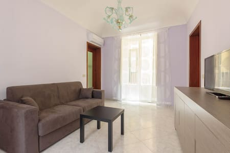 Spacious, modern and cozy apartment - Trapani - Apartment