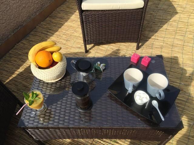 La chambre du Golf de la Salette - Marseille - Bed & Breakfast
