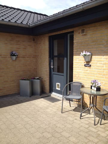 Idyllic newer house in Jutland ☀️