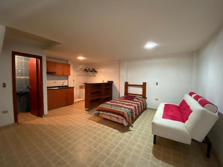 Habitación en Gámbita Santander