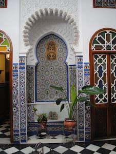 Maison Arabe type Riad dans médina - Tetouan