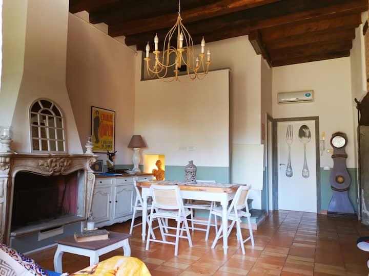 Residenza Vecchia Mola Chigi Villino Chigi