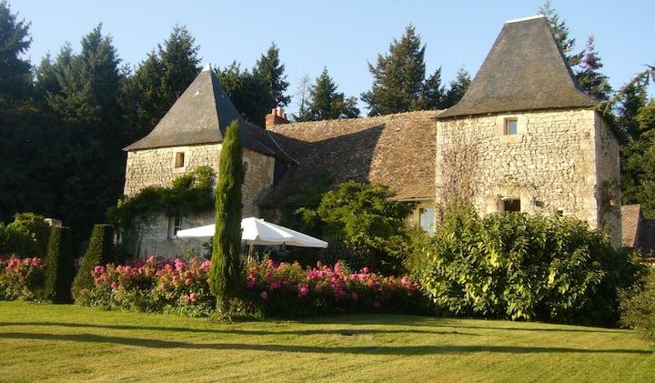 Petit Grange Manoir du XVIe siècle