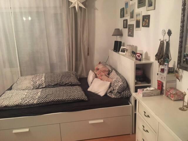 Gemütliche 1-Zimmer-Wohnung in Freiburg - Freiburg im Breisgau - Apartamento