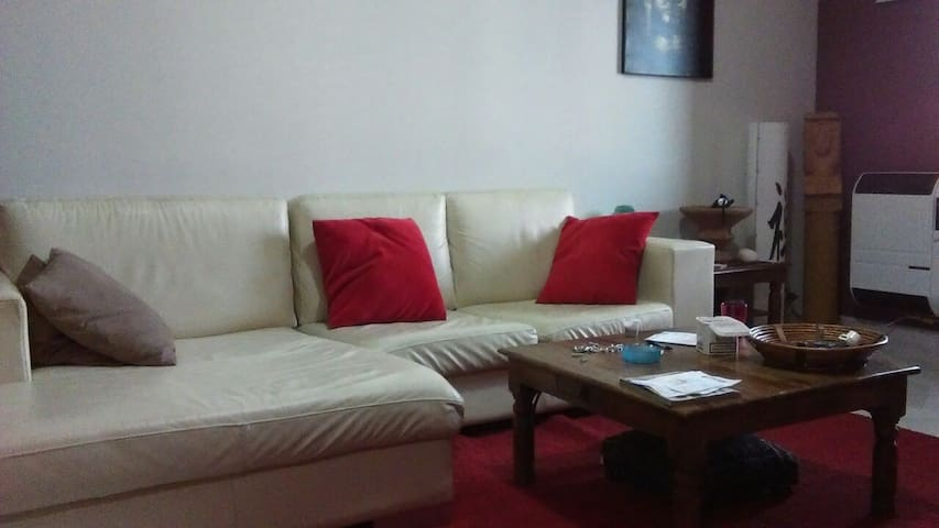 Vero confortevole loft in centro - Salaparuta - Wohnung