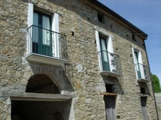 Villa nel parco del cilento - Laurito - Casa