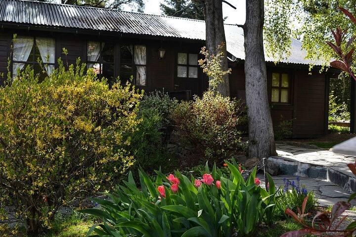 El Vagón - Casa estilo Cabaña en Melipal