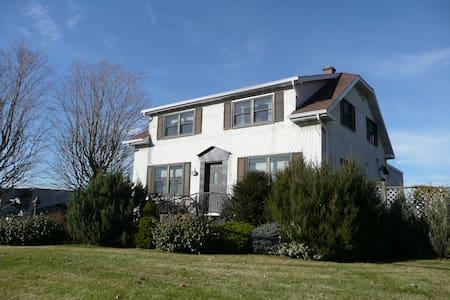 Grande maison cottage familiale - Notre-Dame-du-Bon-Conseil