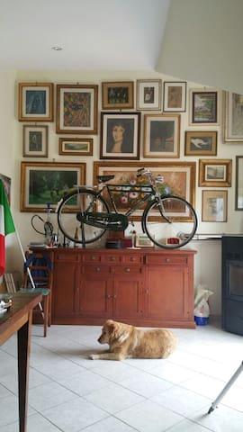 Belllissimo appartamento - Coldragone