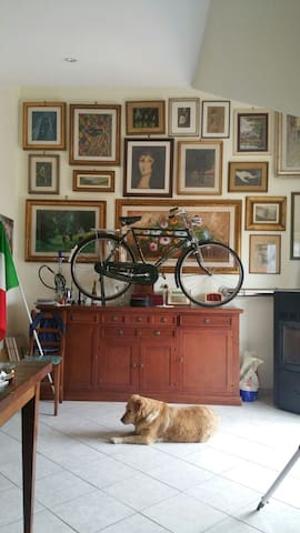 Belllissimo appartamento - Coldragone - Appartement