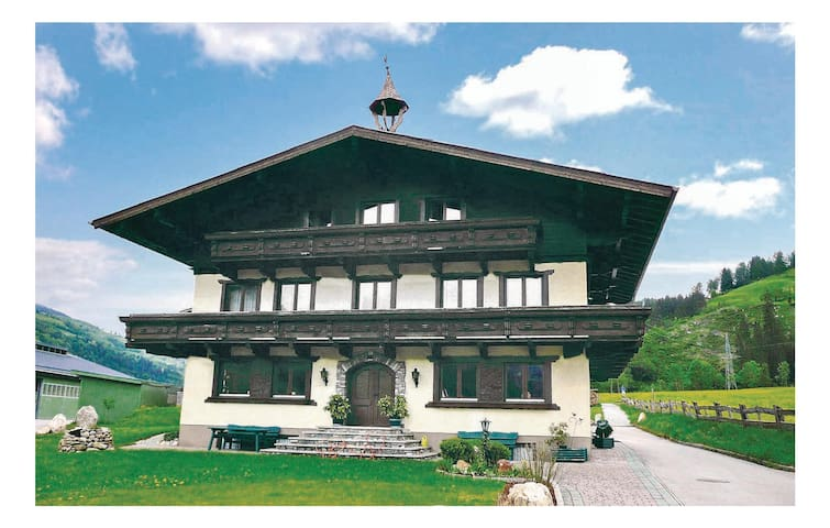 Holiday apartment with 2 bedrooms on 65m² in Taxenbach