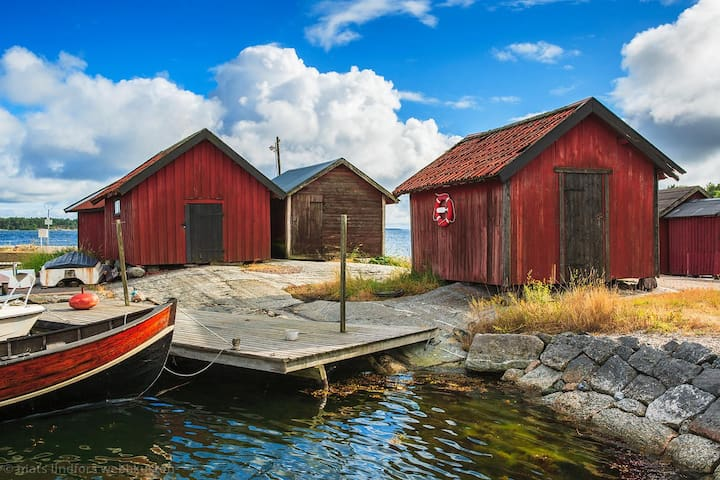 Villa in Stockholm archipelago - Värmdö