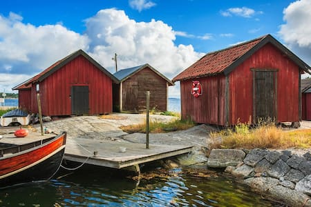 Villa in Stockholm archipelago - Värmdö - Maison