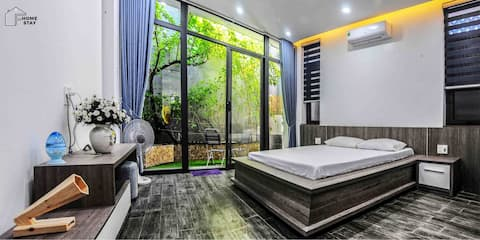 F.Home Modern & Art 3BR Near My Khe Beach