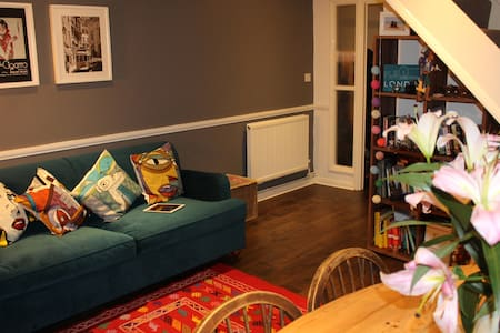 Cosy Double Room by Crystal Palace station