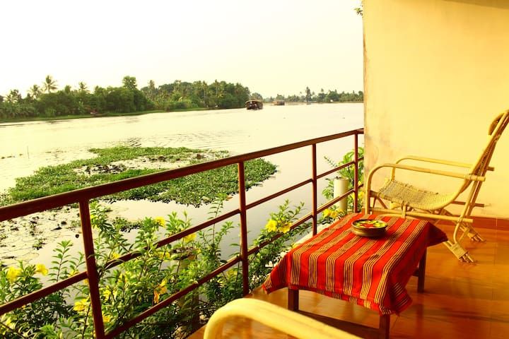 Water Villa - Manjishta - Alappuzha - Bed & Breakfast