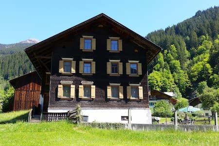 Wohnung in Gortipohl / St.Gallenkirch im Montafon