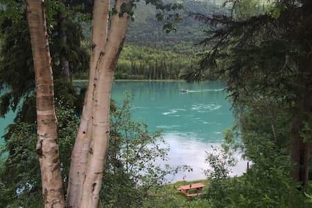 Kenai Riverside Montana RV in Mountain Setting - Lakókocsi/lakóautó
