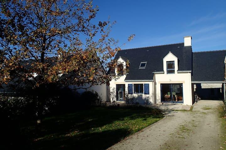 Maison neuve à 250 mètres de la plage - Arzon - Haus