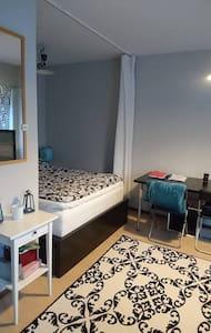 Fin lägenhet, nära universitet och centrum - Örebro - Apartemen