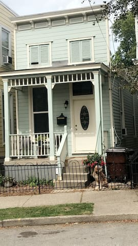Charming house in Mainstrausse Village