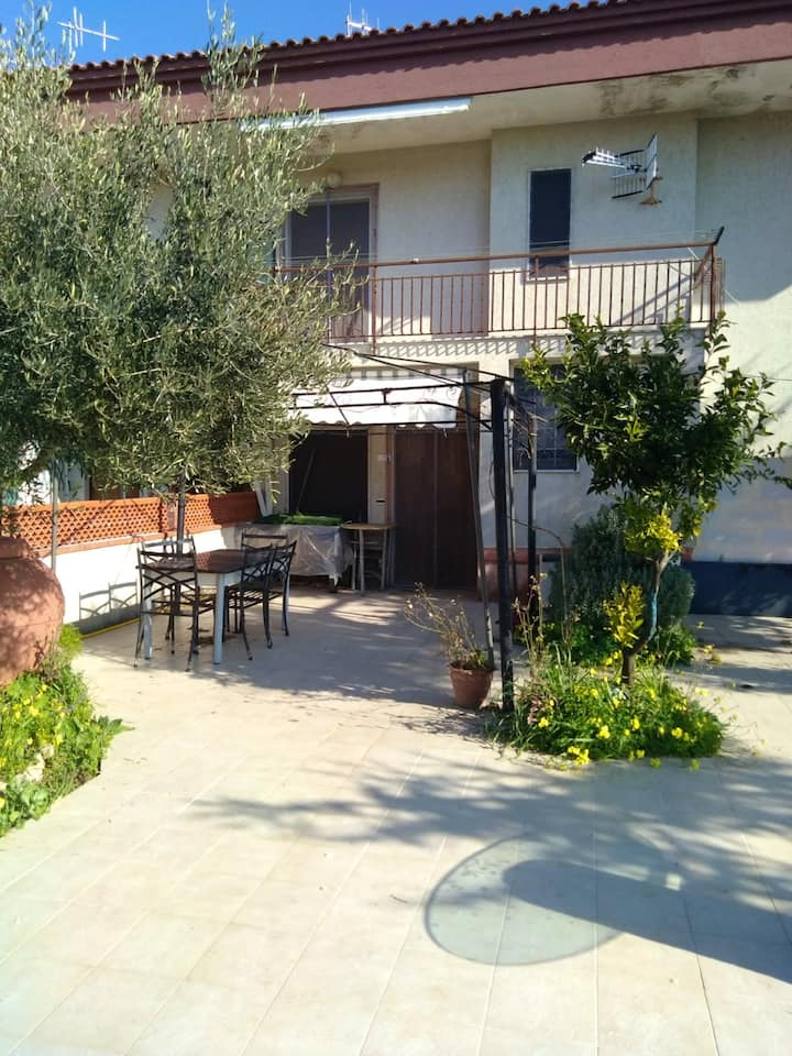 House with 3 bedrooms in Marina di Casal Velino, with enclosed garden - 900 m from the beach