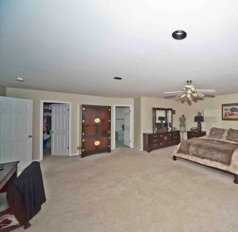 Clean, comfortable, & Luxurious. Great Location! - Manalapan Township - Casa
