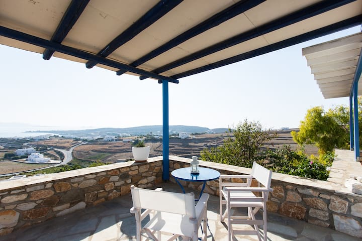 adorable place for two with sea view - Krotiri - Lejlighed