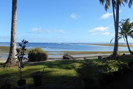 Huge 3BR Beach-Front House near Britannia Island - Casa