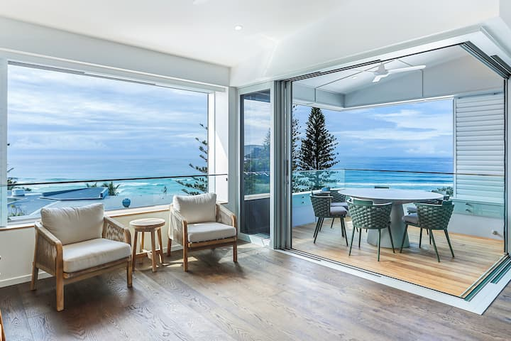 Ultimate Beachfront Living, Sunshine Beach