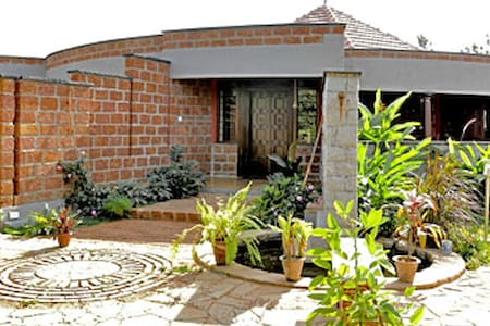 Pada by Happy Retreats - Bengaluru - Szoba reggelivel