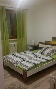 Schöne Wohnung am Land - Taufkirchen an der Pram - Huoneisto