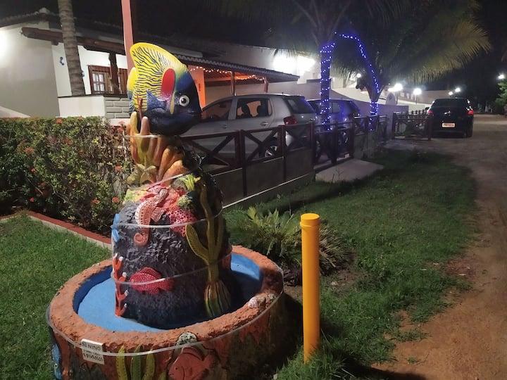 Maragogi, o Caribe brasileiro é aqui Chalé 1