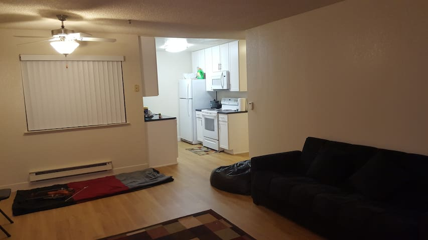 1bed 1bath apt availbl in UnionCity - Union City - Lejlighed
