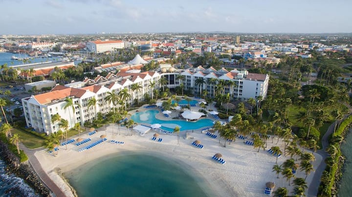 1 BEDROOM AT MARRIOTT WITH PRIVATE ISLAND
