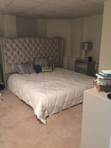Comfortable bedroom in Marlbroro - Marlborough - Ev