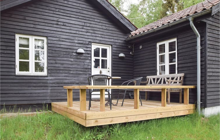 Holiday cottage with 3 bedrooms on 67m² in Ans By
