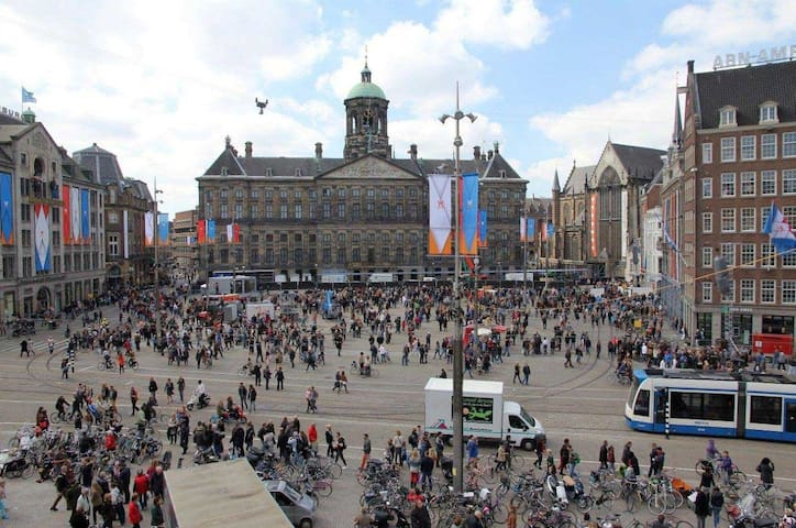 Your City Center Oasis near Dam square! - Amsterdam - Haus