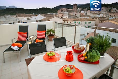 Lovely apartment in the heart of Pollensa ORANGE