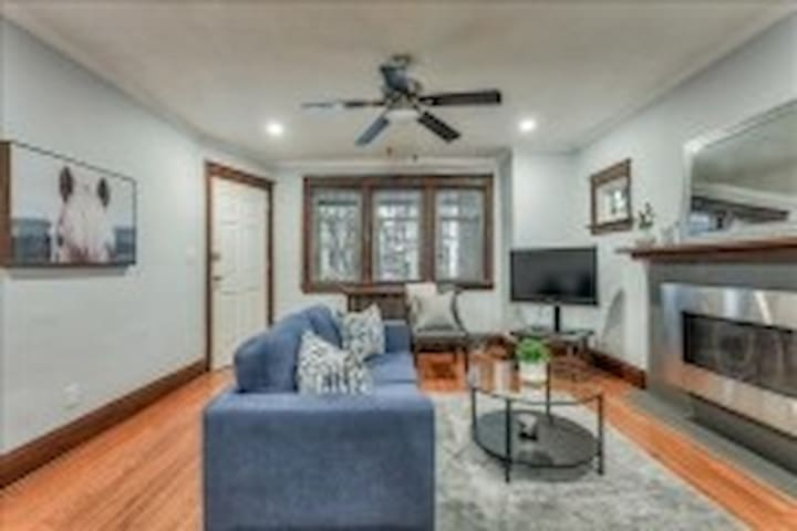 Beach Retreat in the Heart of the City- 27A