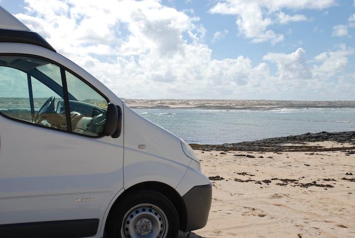 Camper Van Fuerteventura