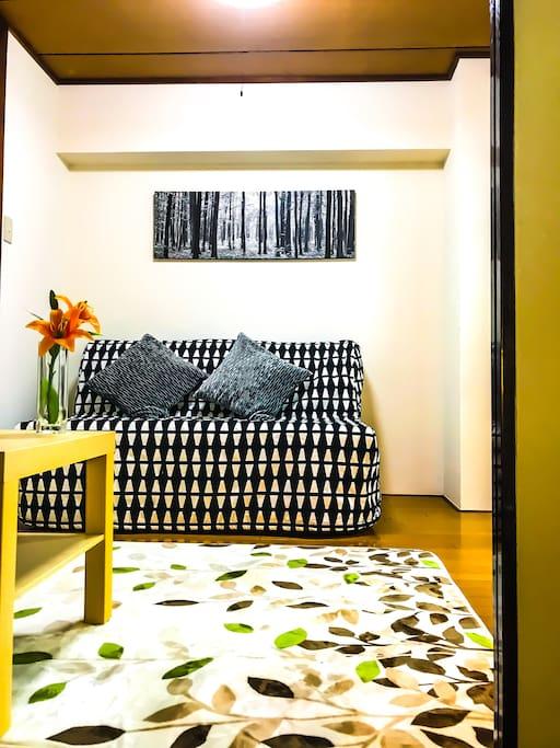 卧室兼客厅