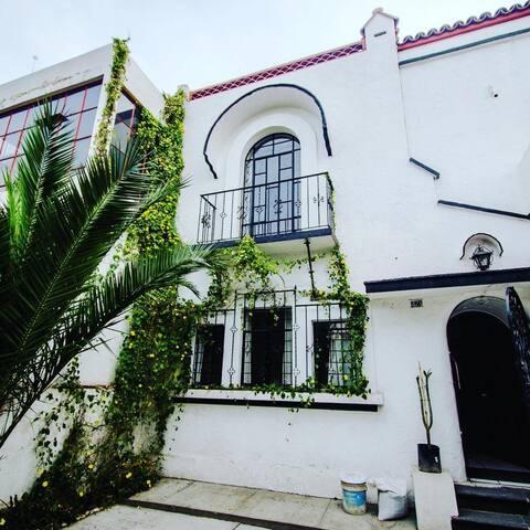 Cama individual Moctezuma´s House Hostel