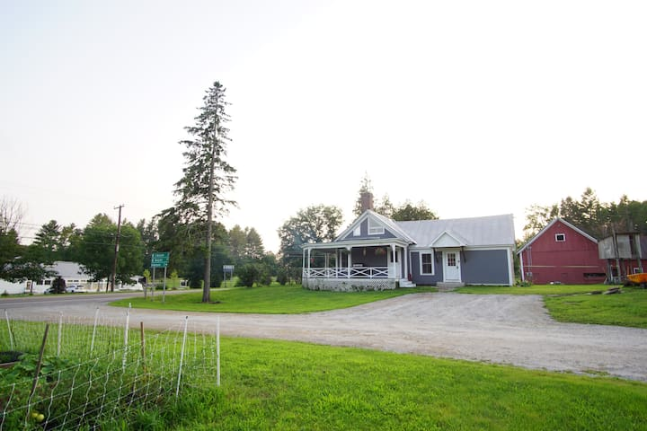 Historical Vermont Farmhouse, close to the Capital