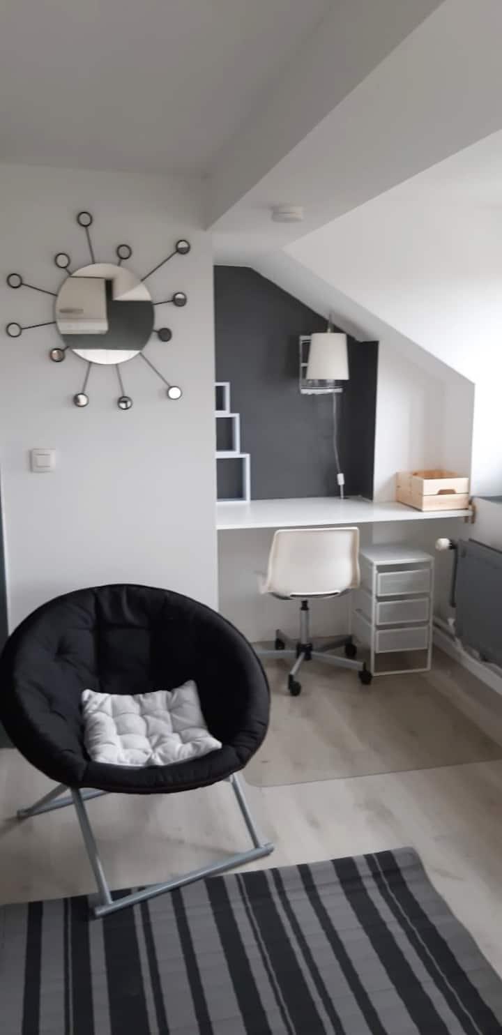 Studio   1 personne. Louvain-la-Neuve