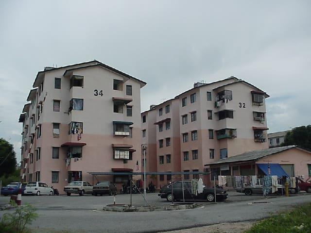Pangsa Sutera Wangi @ Malacca - Batu Berendam - Apartamento